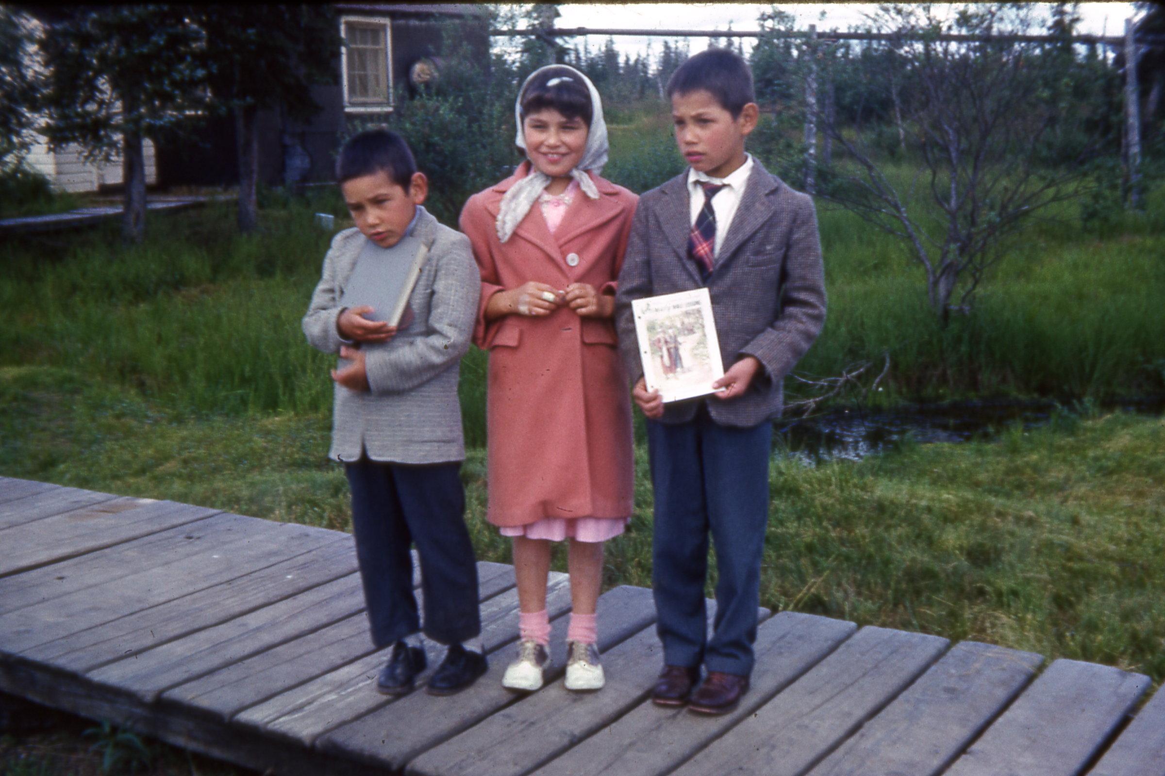 1964 Gates family