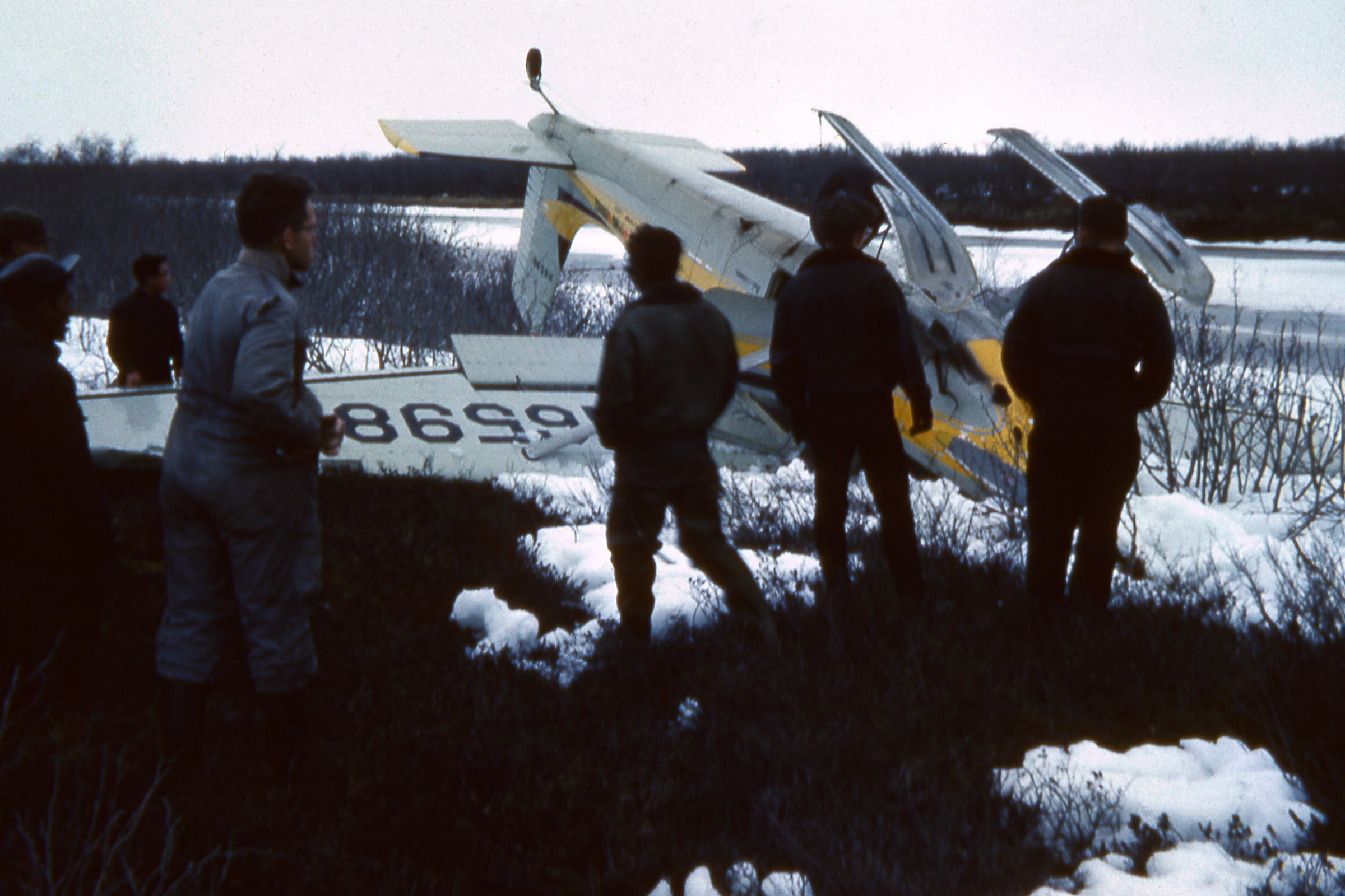 1964 - Ketchum Air accident