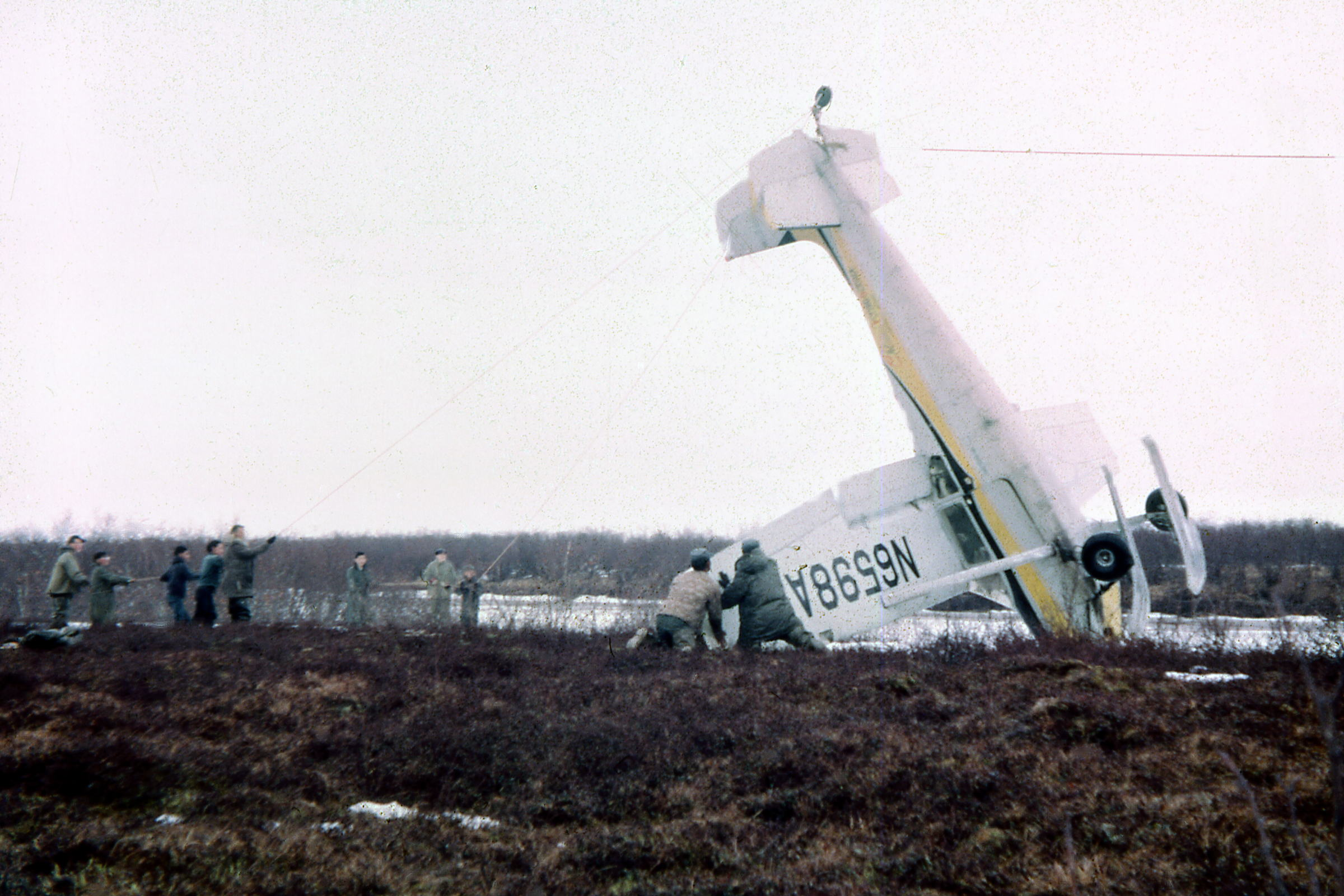 1964 Ketchum Air crash