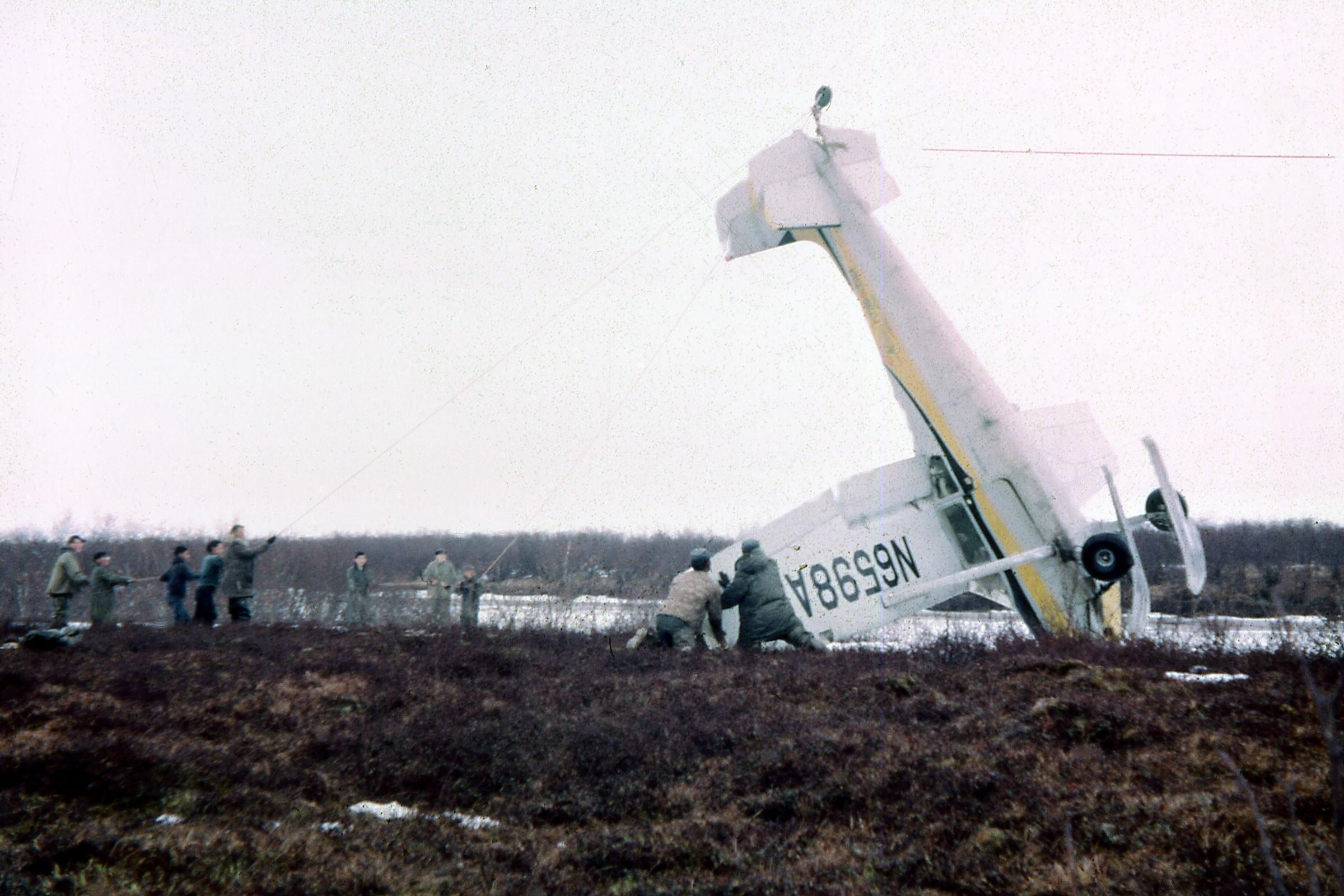 1964 Ketchum Air crash