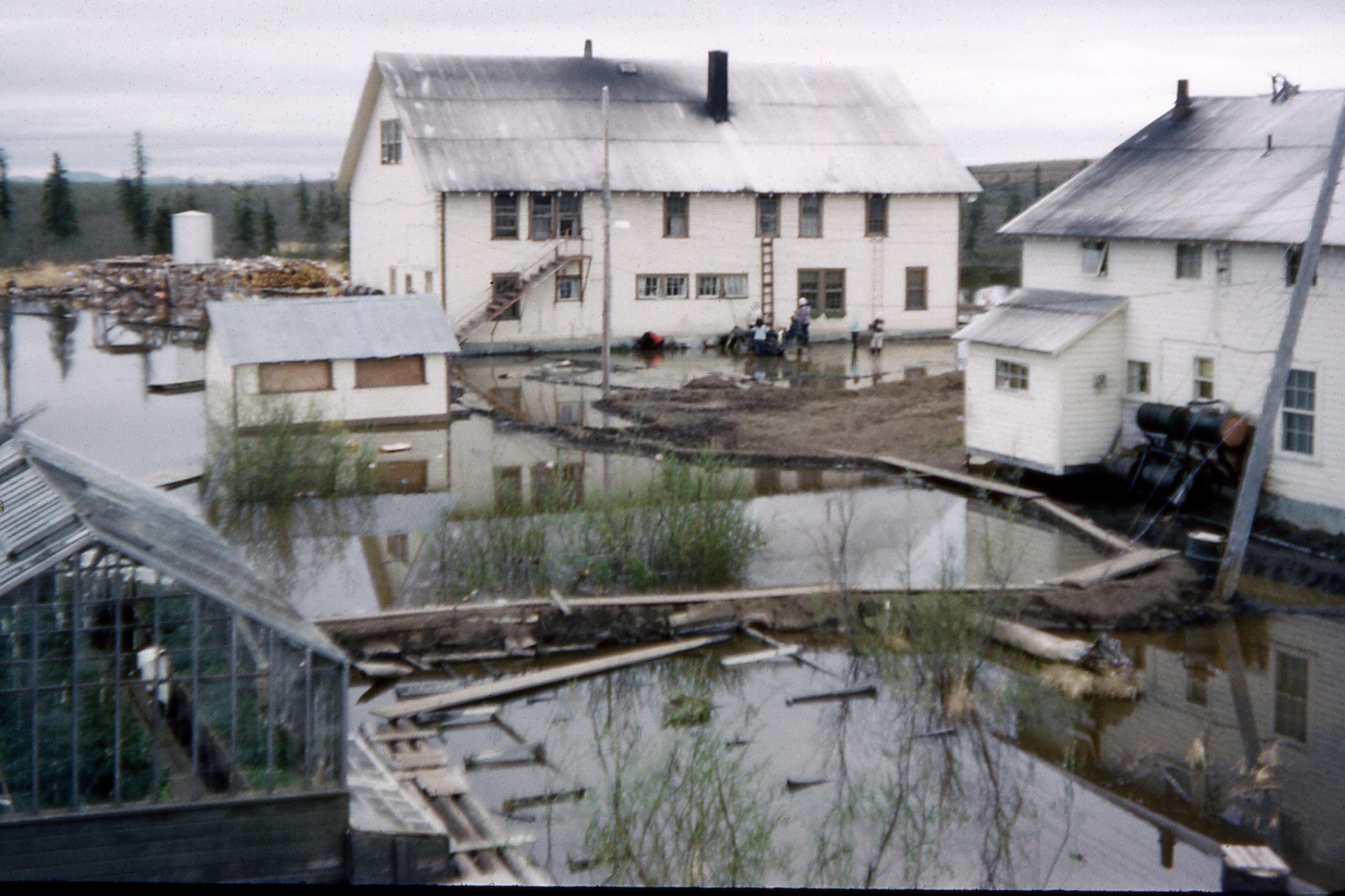 1964 breakup flood