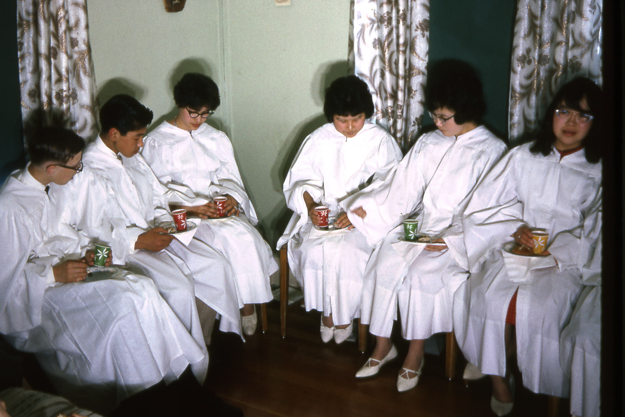 1965 Confirmation Class