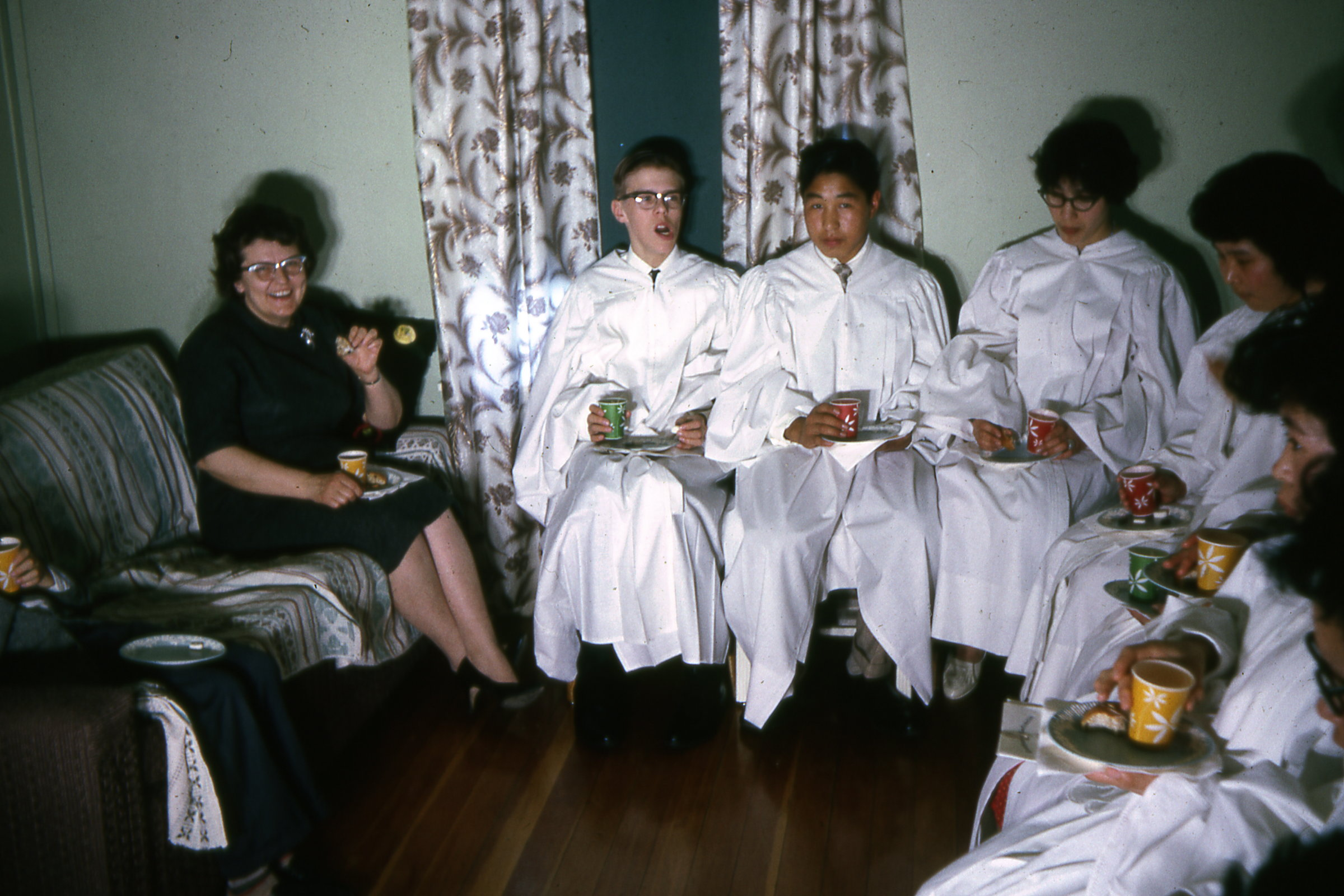 1965 Confirmation at MCH