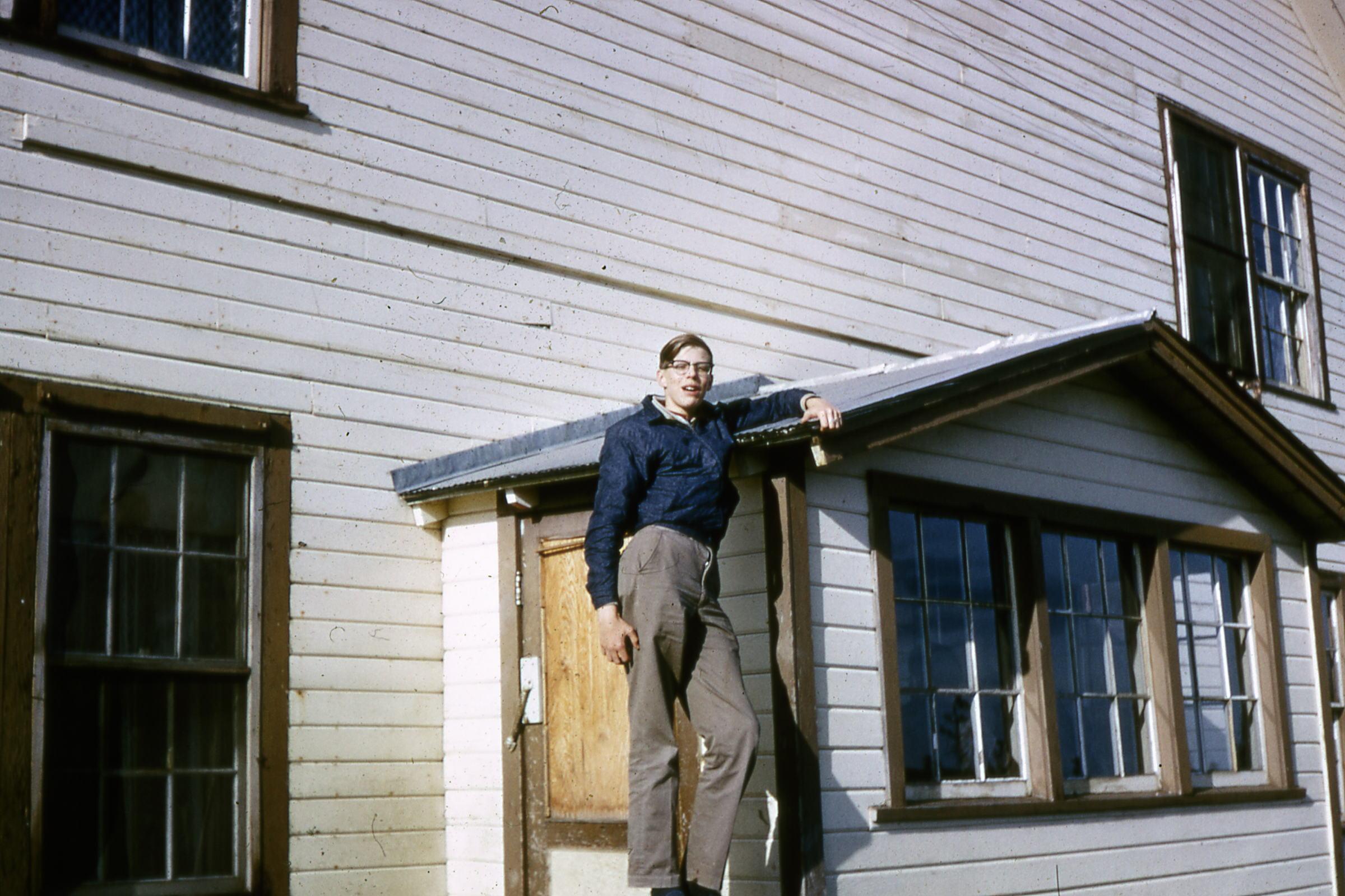 1965 Jim at YAC